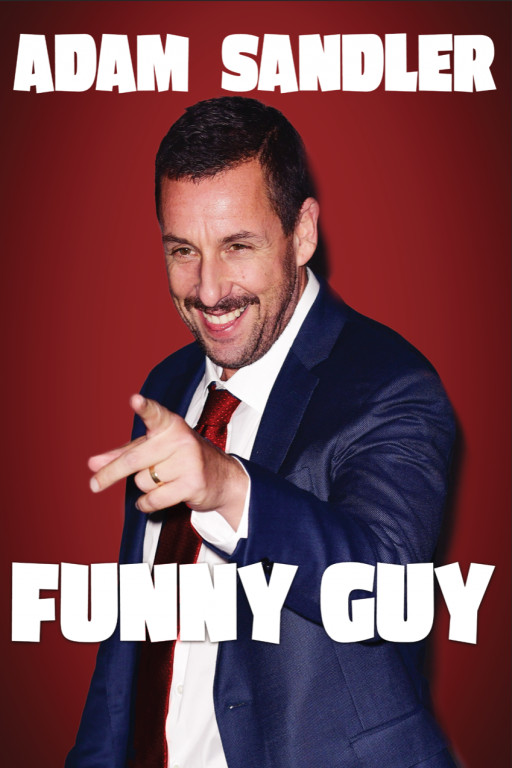 Love Comedy? Watch 'Adam Sandler: Funny Guy', Now Available