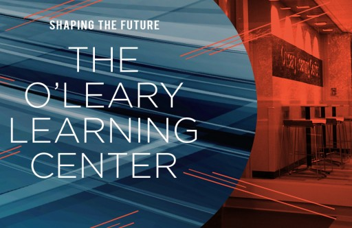 O'Leary Learning Center to Catalyze Research and Teaching Through the UI's College of Education