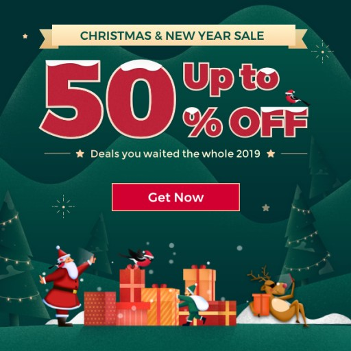 Wondershare dr.fone Special Christmas Offer 2019: Up to 50% Off, Store-Wide Discount on Mobile Data Solutions