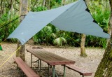Go Outfitters Apex Camping Shelter in Shade Canopy Mode
