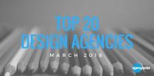Top 20 Design Agencies March 2018