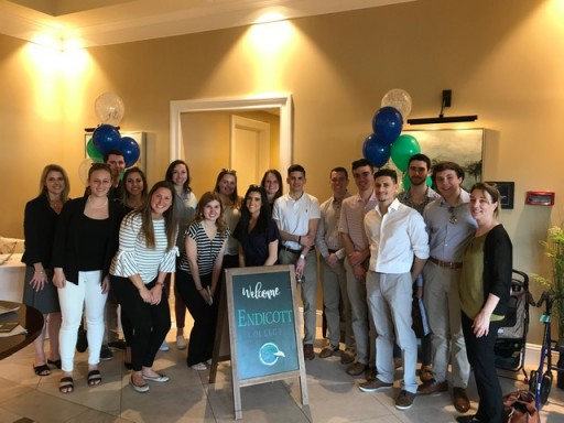 Young Leaders Further Career Prospects Through New Discovery Senior Living/Endicott College Partnership