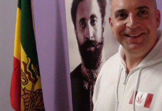 Founder & Practicing Rasta George Metropoulos