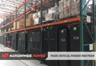 Nationwide Power UPS Equipment and Parts Inventory