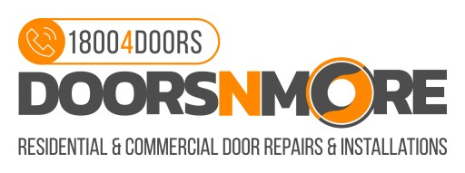 Doors'N'More Recently Completed a Rebranding, Highlighting a New Sleek Modern Design