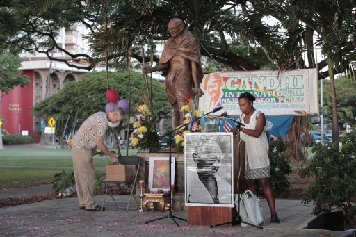 Science of Identity Foundation Sponsors 12th Annual Mahatma Gandhi Day Celebration