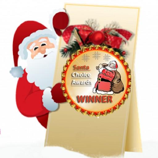 Marriah Media Announces the 2015 Santa Choice Award™ Winners