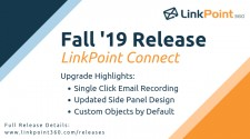 Fall '19 Release - LinkPoint Connect