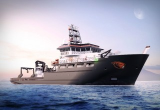 OSU Research Vessel