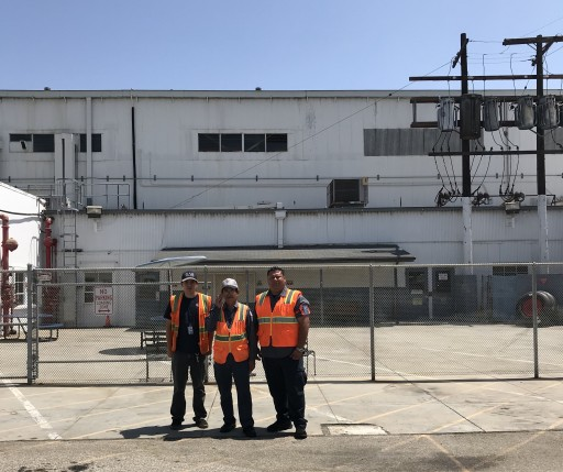 CAS Moves LAX Line Maintenance Station