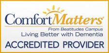 Comfort Matters accredited provider