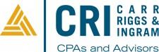 Carr, Riggs & Ingram, CPAs and Advisors