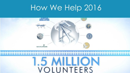 Scientology Grammys Ad Commercial 2016 'How We Help'
