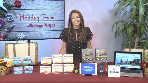 Adventure Journalist Kinga Philipps Shares Her Top Holiday Travel Tips on Tips on TV Blog