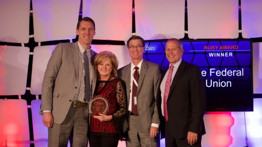Redstone Federal Credit Union Wins Highest Ozzie Award