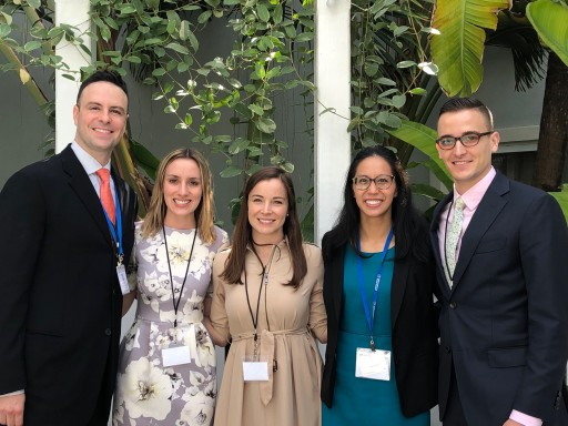 2019 Residents of Distinction Attend Caribbean Dermatology Symposium