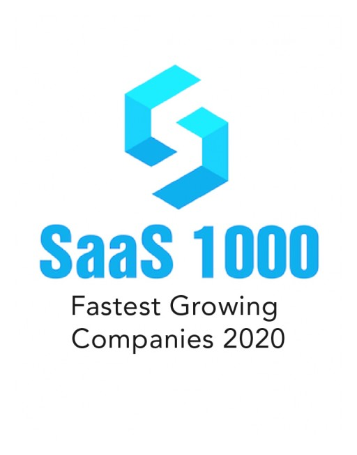 Spark Hire Receives Global Recognition and Nabs Spot No. 61 on the SaaS 100