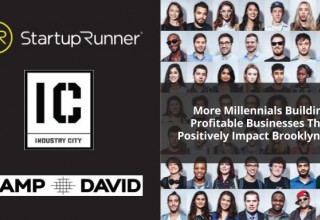 StartupRunner and Industry City Join Forces to  Empower Millennial Entrepreneurs