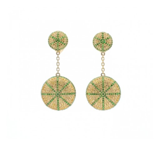 Pieces From Onirikka Fine Jewelry's Citron Collection Are Designed to Make a Bold Statement in 2020