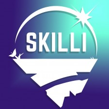 Skilli World logo