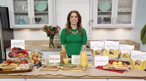 Frances Largeman-Roth, RDN Adds Color and Flavor to Any Diet on TipsOnTV Blog