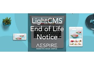 LightCMS End of Life Notice