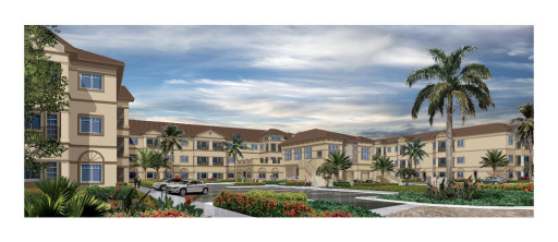 Sarasota's Newest Community for Active Senior Living is Open for Pre-Leasing