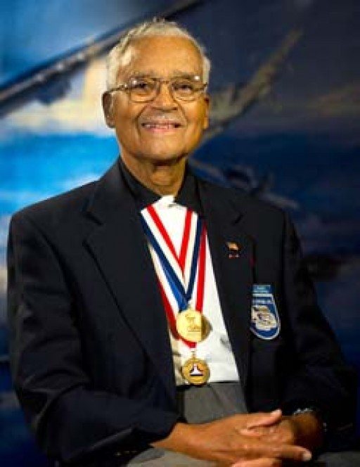 WWII Tuskegee Airman to Share Message to Youth in Live Interview