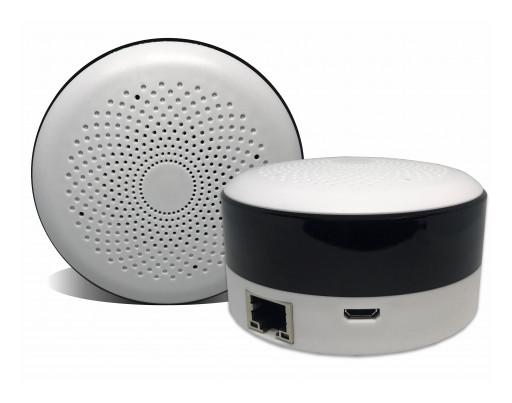 ProKNX Announces the Launch of Its Offline Table-Top Smart Speaker