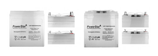 BatteryJack Releases New State of the Art Maintenance Free Sealed Electric Vehicle Battery Line