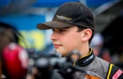 15-Year-Old Sam Mayer Impressive in Trans Am Series Debut at Road Atlanta