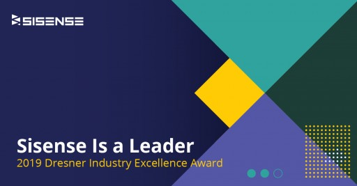 Sisense Named as a Leader in Industry Excellence for Business Intelligence