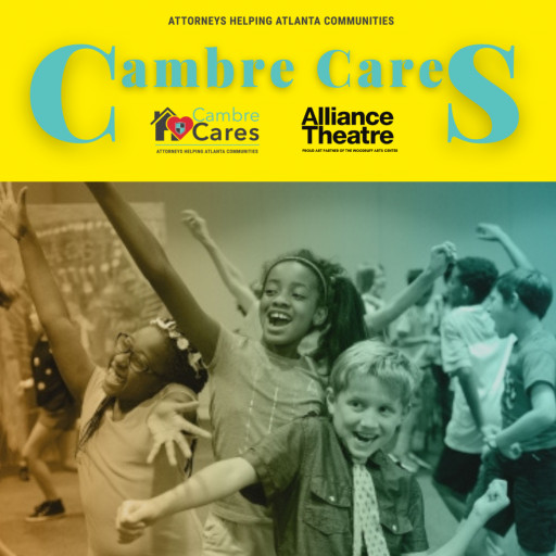 Cambre Cares About the Alliance Theatre, On and Off the Stage