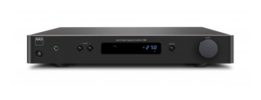 NAD C 338 HybridDigital™ Integrated Amplifier Now Available
