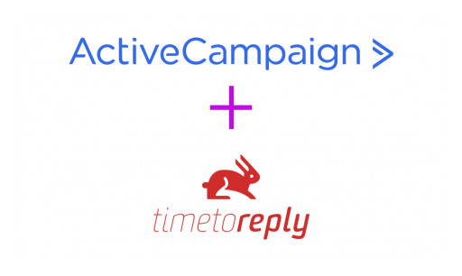 timetoreply and ActiveCampaign partner to bring together email automation and real-time analytics