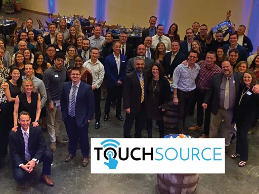 TouchSource Named a Finalist for the Small Business Award by the Denver Business Journal