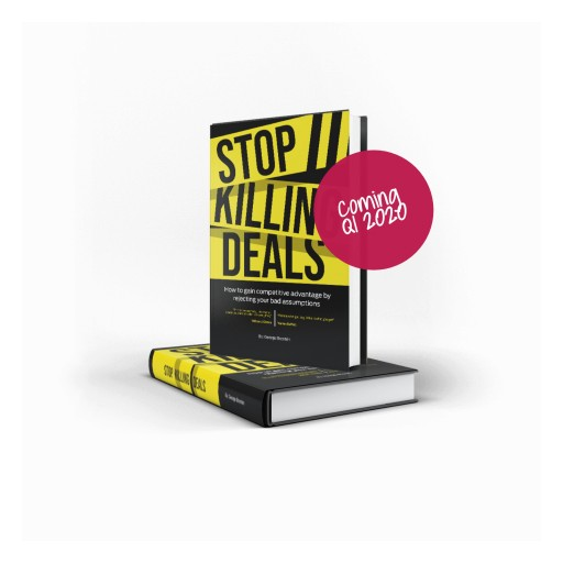 New Book Reveals 3 Deadly Assumptions That Kill Sales, and How to Cure Them