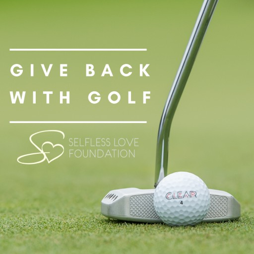 Clear Golf Launches 'Give Back With Golf' Initiative