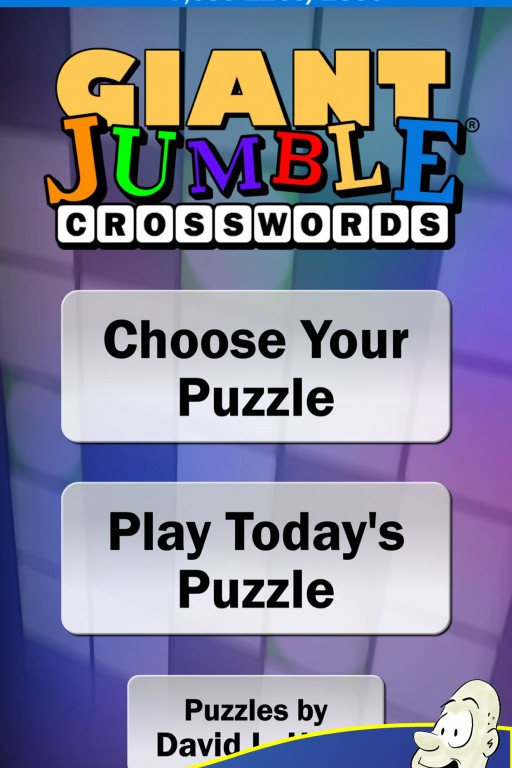 America's Favorite Puzzle Creator Launches a New Jumble Crosswords App