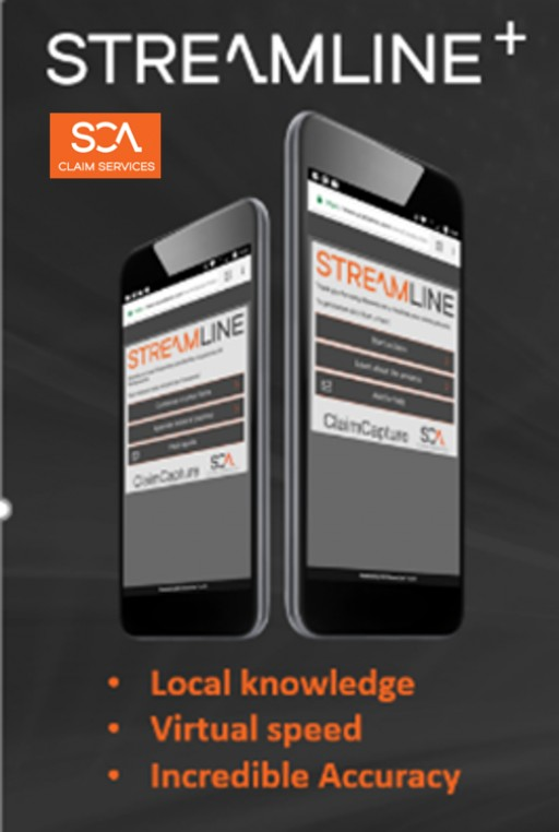 SCA Launches STREAMLINE+: Industry's First Localized, Virtual Appraisal Solution Has Added Benefit During Social Distancing and Catastrophes