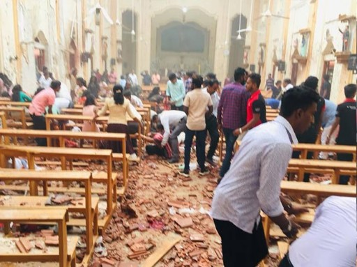 Apostolic Diocese of Ceylon on Sri Lanka Attacks: All Communities Deserve Equal Treatment