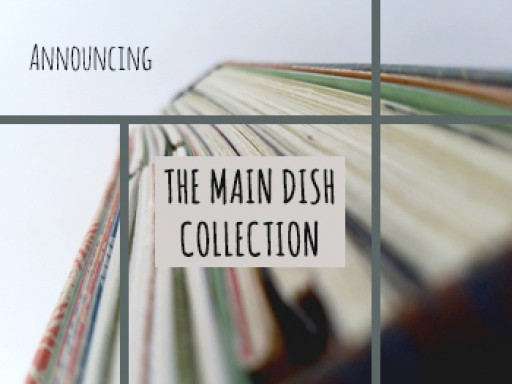Designer Shall Belle Debuts With the Main Dish Collection - Captivating Handmade Journals in a Class of Their Own