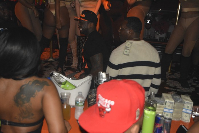 50 Cents Displays Gratitude To Women During Club Lust NY Birthday Celebrations