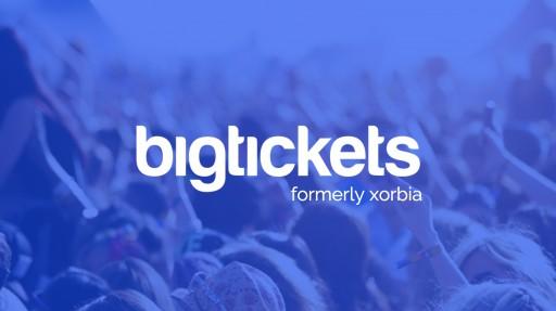Xorbia Tickets Announces Rebrand to Big Tickets