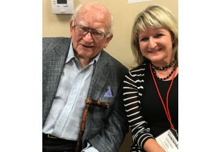 Two Exceptional Minds Ed Asner Awardees