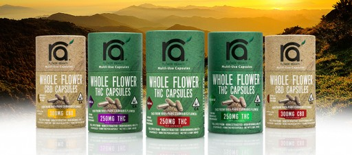 RA' Flower Brands Ushers in a New Age of Whole Flower Cannabis Consumption