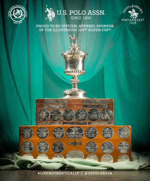 U.S. Polo Assn. Announces Sponsorship of the Illustrious 120th Silver Cup®