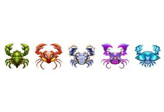 CrtyptantCrab Elements