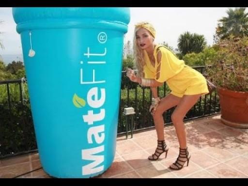 july 4th Sale , Teatox Tea, Supplements and Shaker Bottle - MateFit Malibu Charity