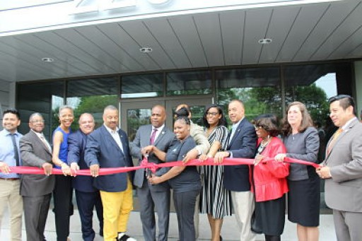 Mayor Baraka, Congressman Payne, & Newark Officials Join the Michaels Organization to Celebrate the Grand Opening of New Affordable Housing Community